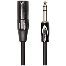 "Roland Black Series 1/4"" TRS-XLR(Male) Interconnect Cable"