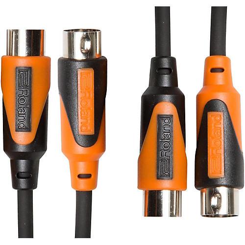 Roland Black Series Dual MIDI Cable