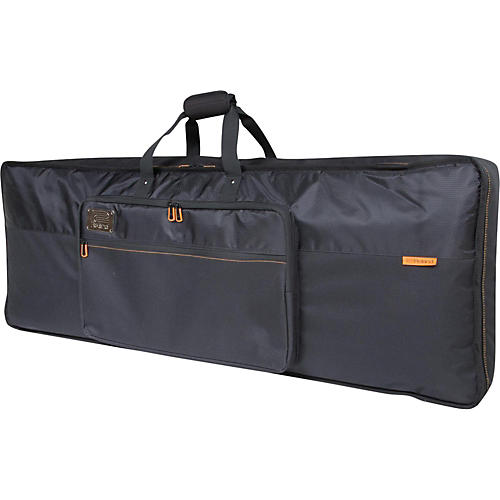 Roland Black Series Keyboard Bag with Backpack Straps - Deep 49 Key