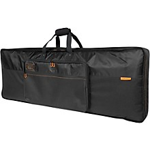Open Box Roland Black Series Keyboard Bag with Backpack Straps