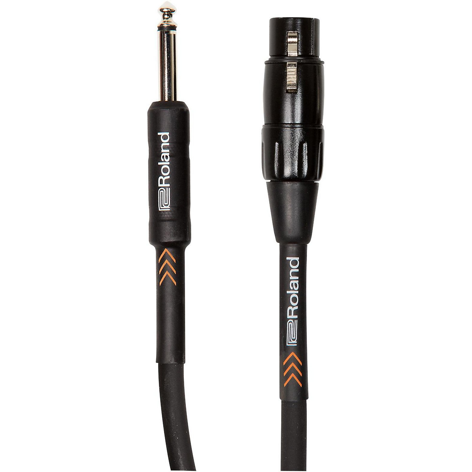 Roland Black Series XLR Hi-Z Microphone Cable
