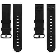 Soundbrenner Black Silicone Strap for Core and Core Steel