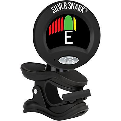 Snark Black Silver Snark Clip-On Tuner