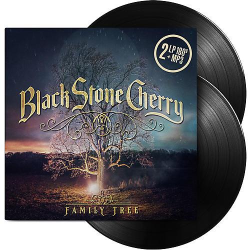 Alliance Black Stone Cherry - Family Tree