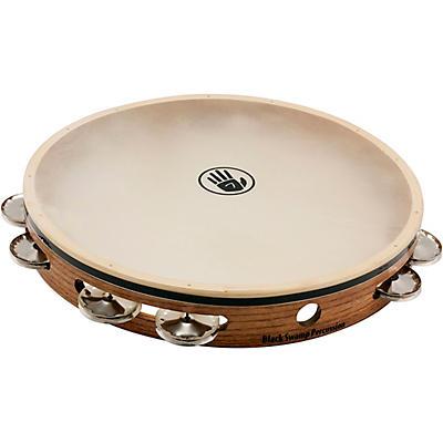 "Black Swamp Percussion Black Swamp 12"" single row tambourine"