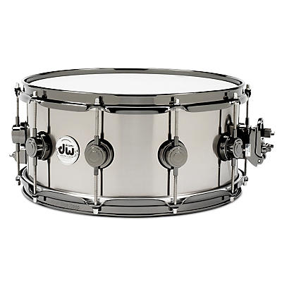 DW Black-Ti Snare Drum