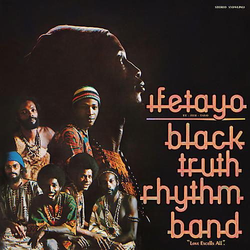 Alliance Black Truth Rhythm Band - Ifetayo