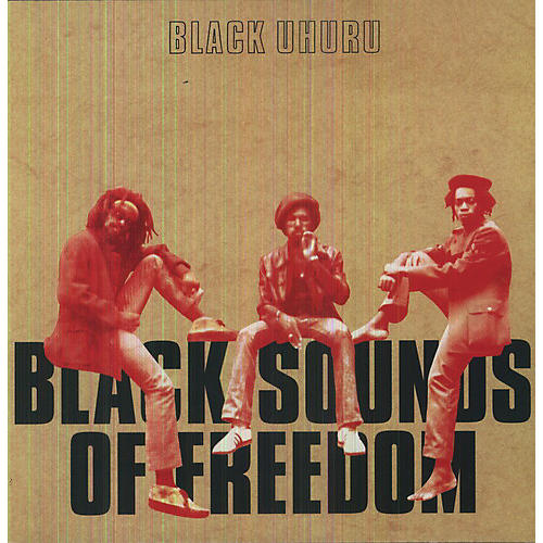 Alliance Black Uhuru - Black Sounds of Freedom
