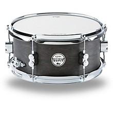Black Wax Maple Snare Drum 12x6 Inch