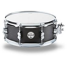 Black Wax Maple Snare Drum 13x5.5 Inch