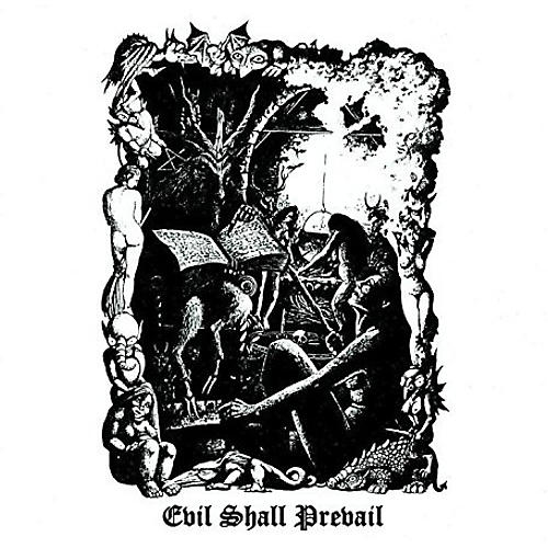 Alliance Black Witchery - Evil Shall Prevail