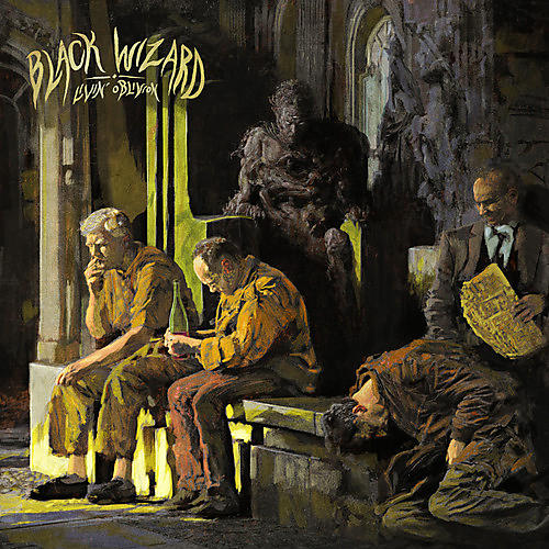 Alliance Black Wizard - Livin' Oblivion