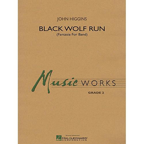 Hal Leonard Black Wolf Run Concert Band Level 2 Composed by John Higgins