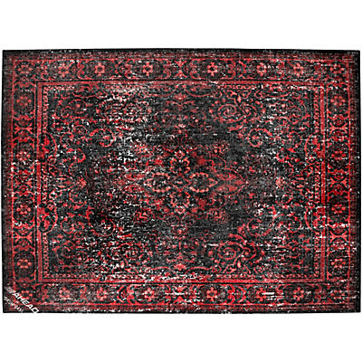Ahead Armor Cases Black and Red Persian Carpet