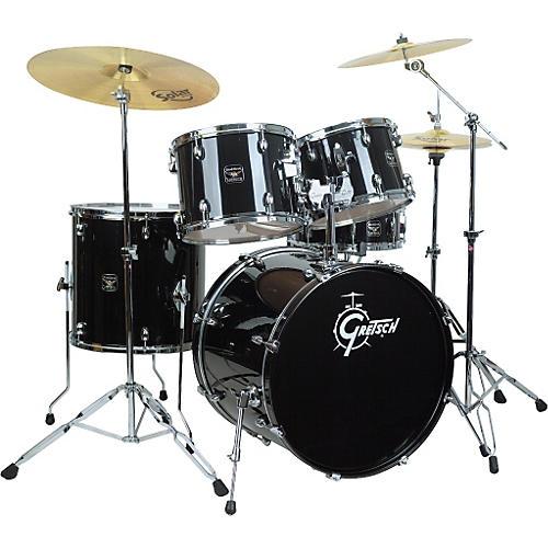 b5380f0113bc Gretsch Drums BlackHawk 5-Piece Drum Set