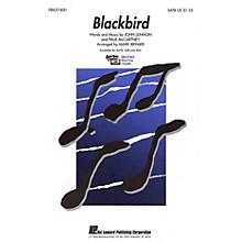 Hal Leonard Blackbird SATB by The Beatles arranged by Mark Brymer