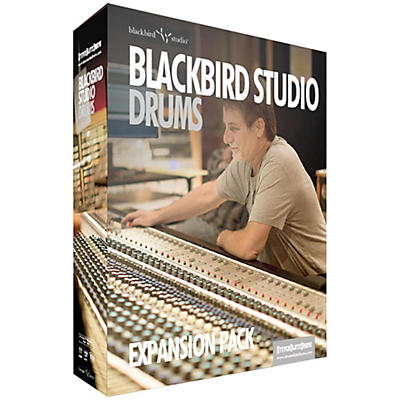 Steven Slate Audio Blackbird Studio Expansion for Trigger