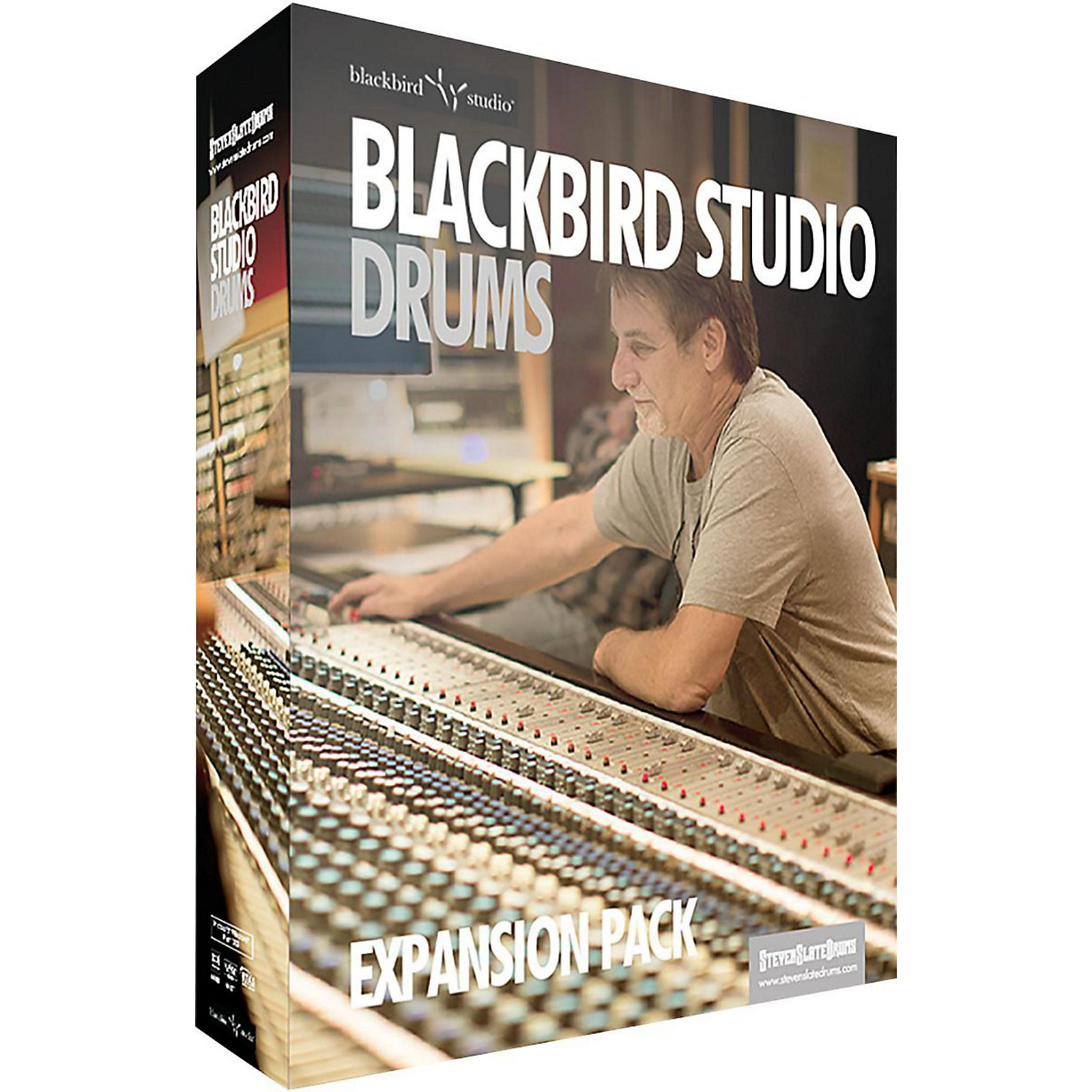 Steven Slate Drums Blackbird Studio SSD 4 Expansion