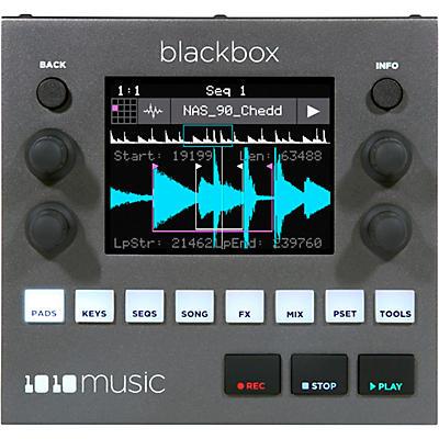 1010music Blackbox - Compact Sampling Studio