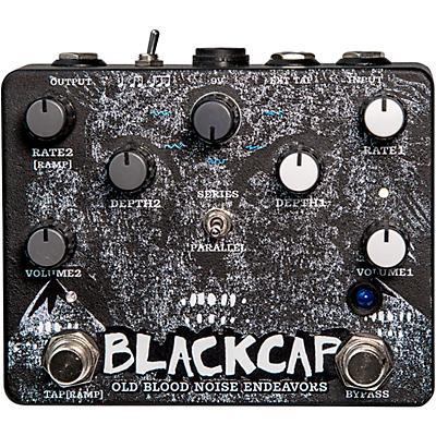 Old Blood Noise Endeavors Blackcap Harmonic Tremolo  Effects Pedal