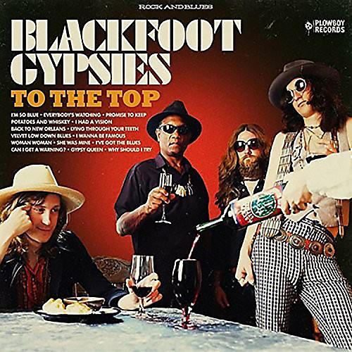 Alliance Blackfoot Gypsies - To The Top