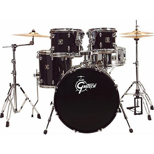 Gretsch Drums Blackhawk 5-piece Euro Drum Set with 22
