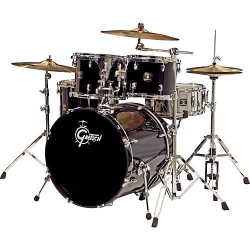 Gretsch Drums Blackhawk 5-piece Standard Drum Set with 22