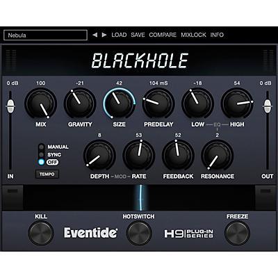 Eventide Blackhole Native AAX32/AU/VST Software Download