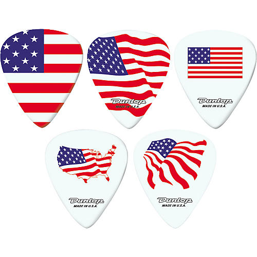 Dunlop Blackline American Spirit Guitar Picks