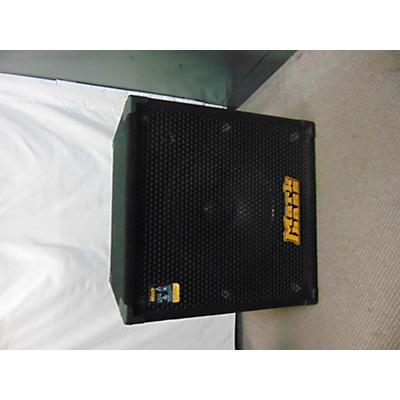 Markbass Blackline Standard 151HR 300W 1x15 Bass Cabinet