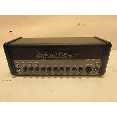 Hughes & Kettner Blackspirit 200w Tube Guitar Amp Head