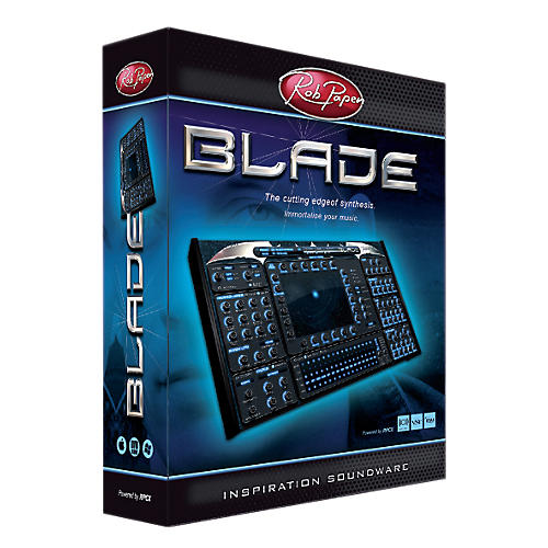 Rob Papen Blade Software