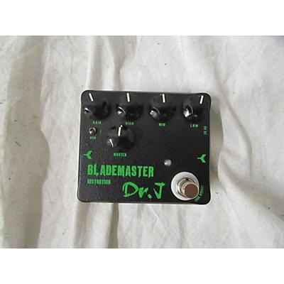 Dr. J Pedals Blademaster Distortion Effect Pedal