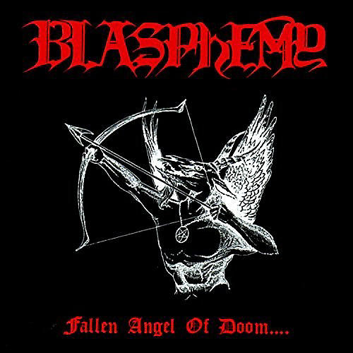 Alliance Blasphemy - Fallen Angel Of Doom
