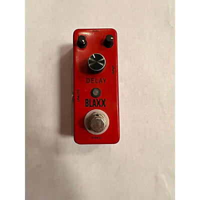 Stagg Blaxx Delay Effect Pedal