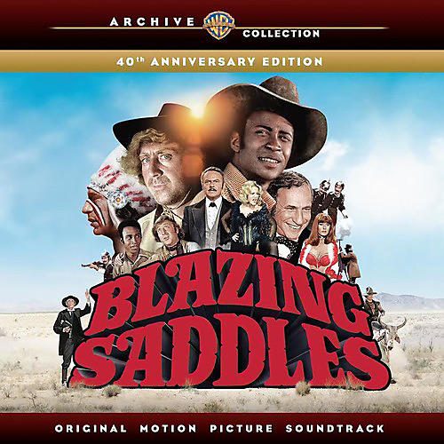Alliance Blazing Saddles (Original Soundtrack)