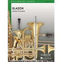 Curnow Music Blazon (Grade 1.5 - Score Only) Concert Band Level 1.5 Composed by James Curnow