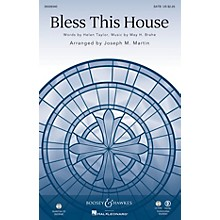 Shawnee Press Bless This House SATB arranged by Joseph M. Martin