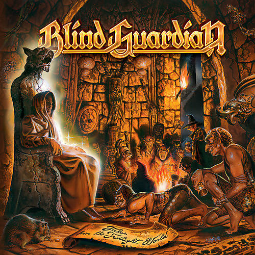 Alliance Blind Guardian - Tales From The Twilight World (Remixed 2012 / Remastered 2018)