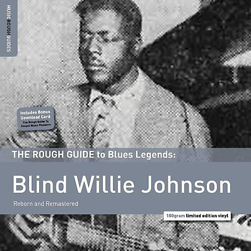 Alliance Blind Willie Johnson - Rough Guide to Blind Willie Johnson