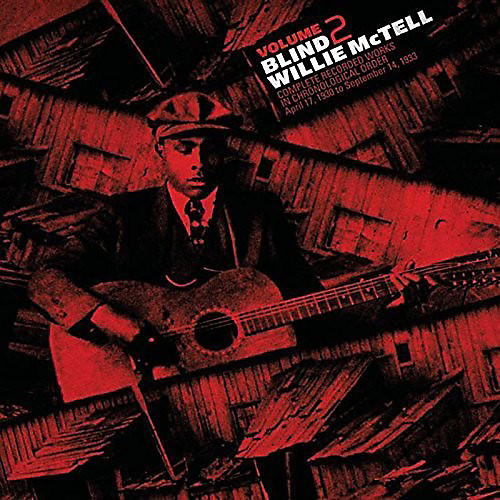 Alliance Blind Willie McTell - Complete Recorded Works In Chronological Order, Vol. 2