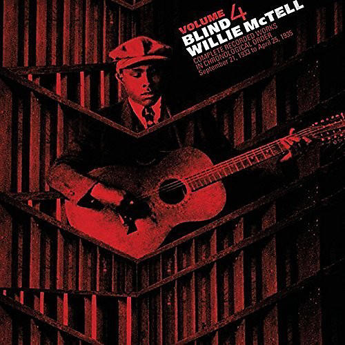 Alliance Blind Willie McTell - Complete Recorded Works in Chronological Order 4