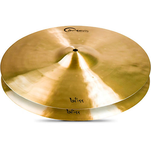 Dream Bliss Hi-Hat Cymbals 15 in. Pair