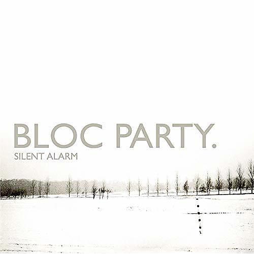 Alliance Bloc Party - Silent Alarm