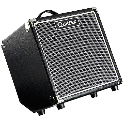 quilter labs blockdock 10tc 100w 1x10 guitar speaker cabinet musician 39 s friend. Black Bedroom Furniture Sets. Home Design Ideas