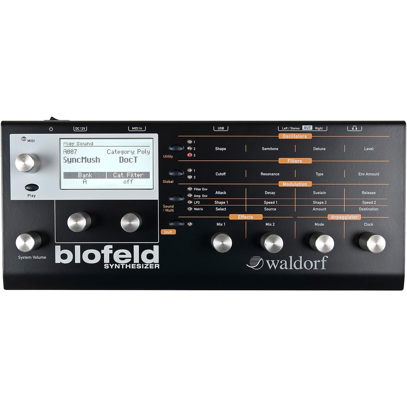 Waldorf Blofeld Module