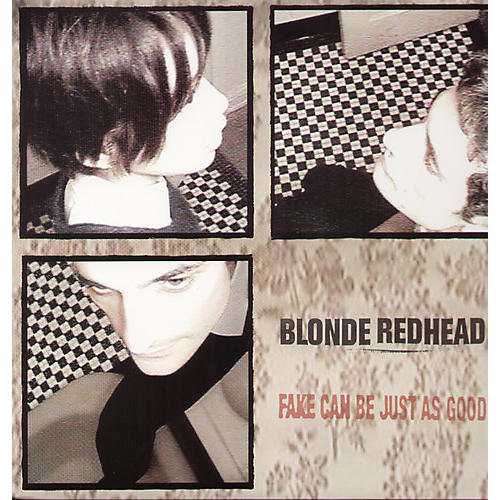 Alliance Blonde Redhead - Fake Can Be Just As Good