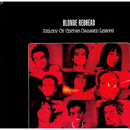 Alliance Blonde Redhead - Melody of Certain Damaged Lemons
