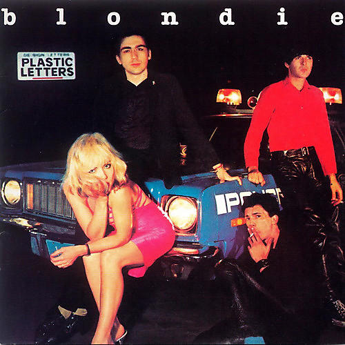 Alliance Blondie - Plastic Letters