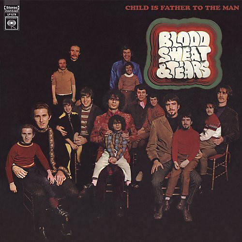 Alliance Blood, Sweat & Tears - Child Is Father to the Man